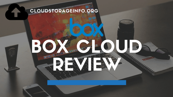 Box Online Cloud Storage Review Logo