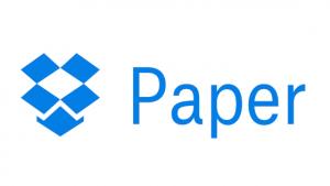 Dropbox paper app logo