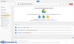 Google Drive Forums