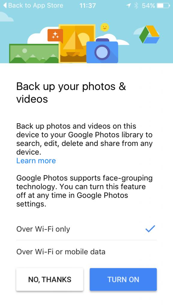 Google Drive Review App