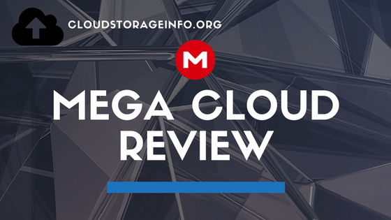 Mega Cloud Online Storage - SCAM or LEGIT - Review May 2019