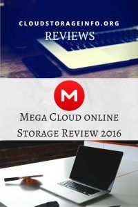 Mega Online Cloud Storage Review