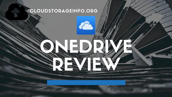 OneDrive Review Logo