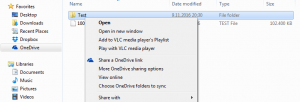 OneDrive Sync