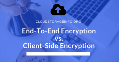 End-To-End Encryption vs Client-Side Encryption