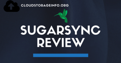 SugarSync Scam Review