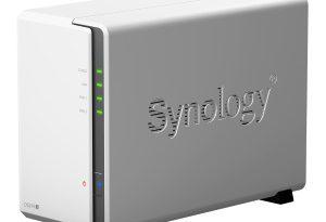 Synology DS216j logo