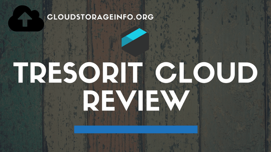Tresorit Cloud Storage Review