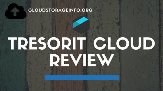 Tresorit Cloud Storage Review