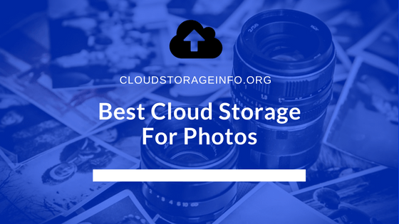 Best cloud storage options for photos