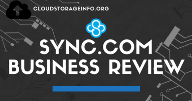 Sync.com Business Review Logo