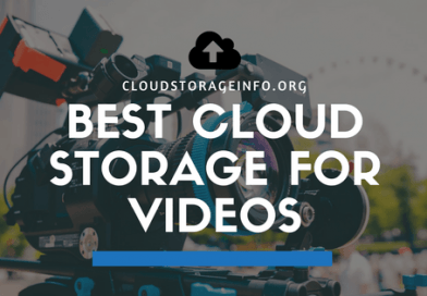 Best Cloud Storage For Videos 2