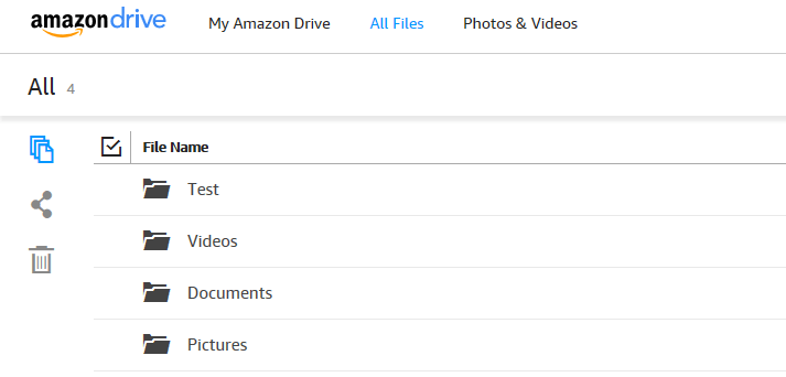 Amazon Cloud Drive Review