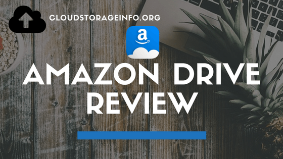 Amazon Cloud Drive Review Image
