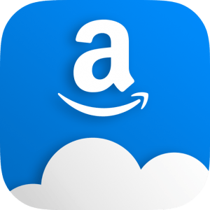 Amazon Cloud Drive Review Logo