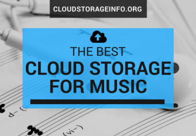 Best Cloud Storage For Music