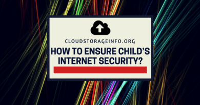 How To Ensure Child's Internet Security