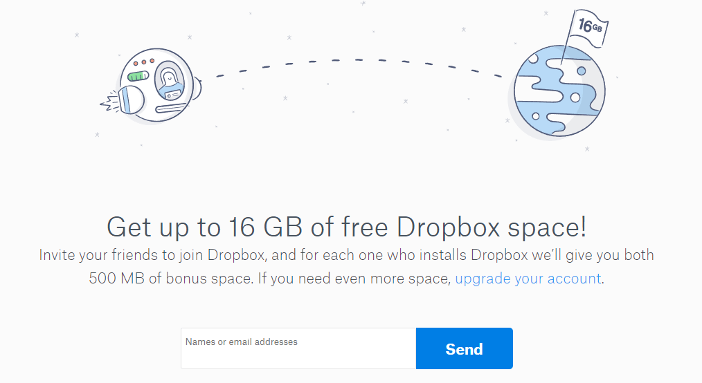 How To Get Free Cloud Storage With Dropbox2