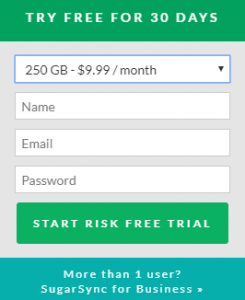How To Get Free Cloud Storage With SugarSync