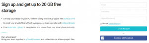 How To Get Free Cloud Storage With pCloud