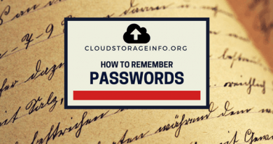 How To Remember Passwords