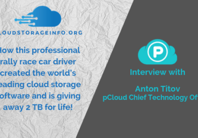 Interview with Anton Titov, pCloud CTO