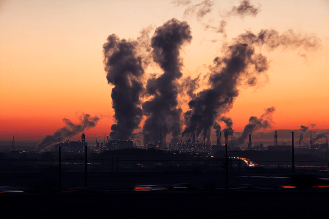 industry fumes