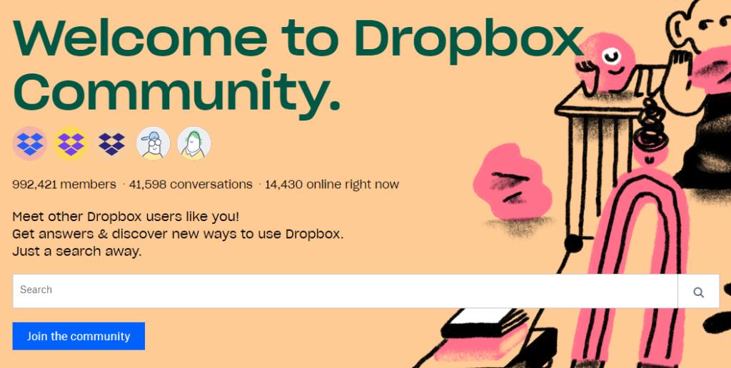 pCloud vs Dropbox Dropbox community