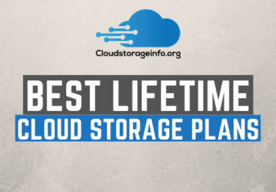 Best Lifetime Cloud Storage Plans