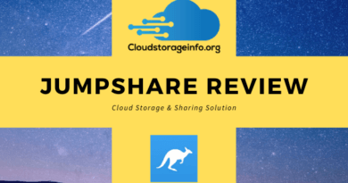 Jumpshare Review