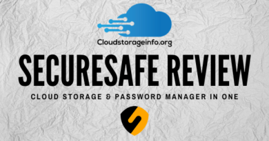 SecureSafe review