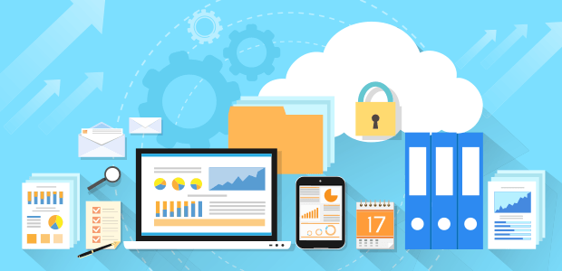 4 Types Of Computer Data Storage - Cloud Backup