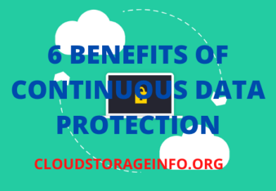 6 Benefits Of Continuous Data Protection - Featured Image