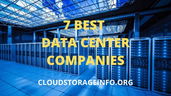 7 Best Data Center Companies - Featured Image