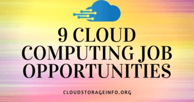 9 Cloud Computing Job Opportunities