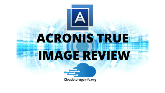 Acronis True Image Review - Featured Image