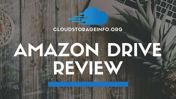 Amazon Drive Review