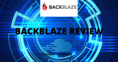 Backblaze Review - Featured Image