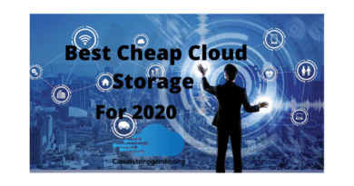 Best Cheap Cloud Storage For 2020