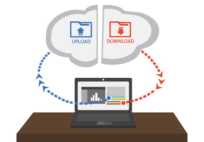 Best Free Cloud Storage - Upload & Download 1