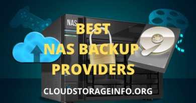 Best NAS Backup Providers - Featured Image