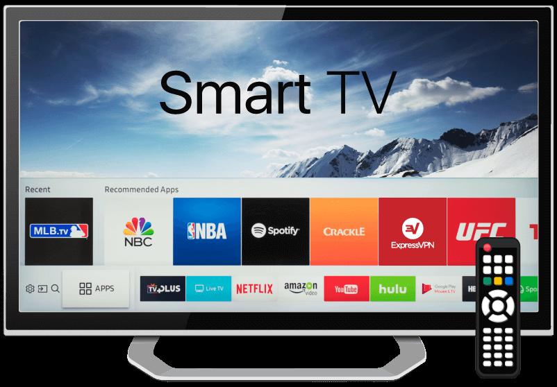 Best VPN For Streaming - Smart TVs