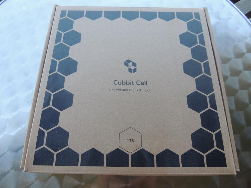 Cubbit Review Cell Box