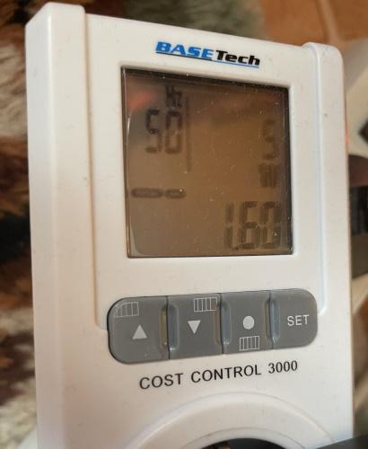 Cubbit Review Electricity Consumption2