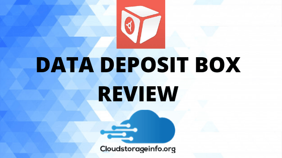 Data Deposit Box Review - Featured Image