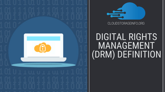 Digital Rights Management Definition