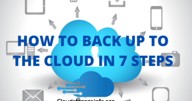 How To Back Up To The Cloud In 7 Steps - Featured Image