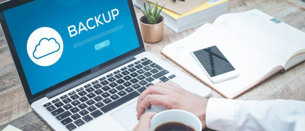 How To Back Up To The Cloud - backup