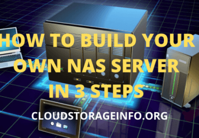 How To Build Your Own NAS Server In 3 Steps - Featured Image