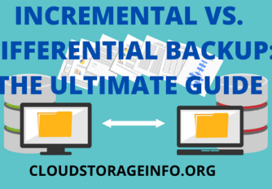 Incremental Vs Differential - The Ultimate Guide - Featured Image